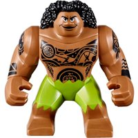 LEGO LEGO Moana Maui Minifigure [No Packaging]