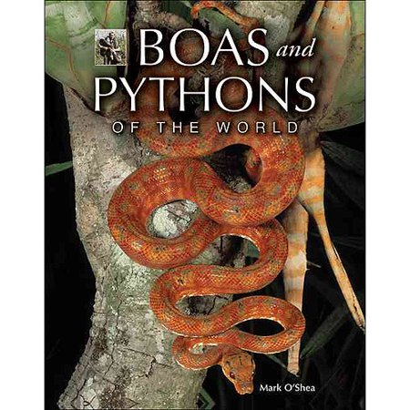 Boas and Pythons of the World by