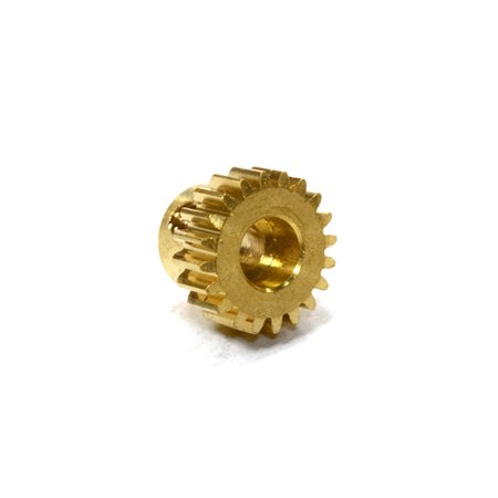 Integy RC Toy Model Hop-ups C26447 Metal Pinion 20T for C24741 Type Wraith Main Gear (Metal Pinion Gear)