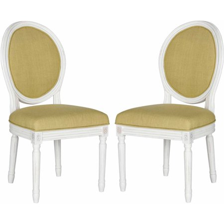 Safavieh Holloway Oval Side Chair, Set of 2
