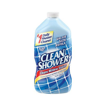 Clean Shower Daily Shower Cleaner ()