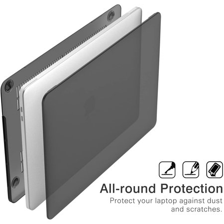 MoKo MacBook Pro 13 Case 2018/2017/2016 Released A1989/A1706/A1708, Hard Shell Case Slim PC Protective Cover for Newest - image 3 of 5