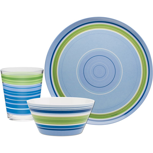 Zak! 12-Piece Hampton Dinnerware Set