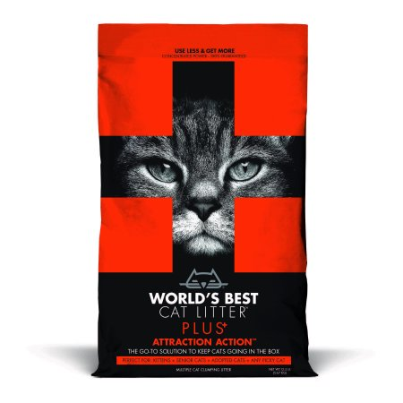 World's Best Cat Litter Attraction Action,