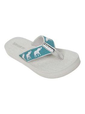 8ca93f639c3dd5 Product Image Women s Tidewater Boardwalk Flip Flop Sandals
