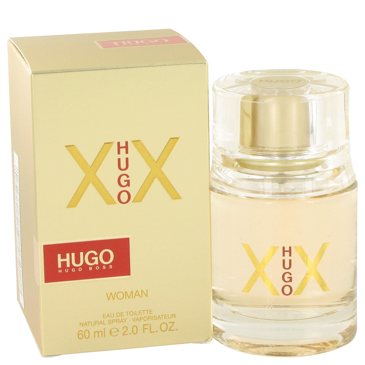 Hugo XX Eau De Toilette Spray 2 oz For Women 100% authentic perfect as a gift or just everyday use