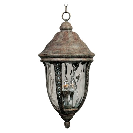 - Maxim Whittier DC Outdoor Hanging Lantern - 25H in. Earth Tone