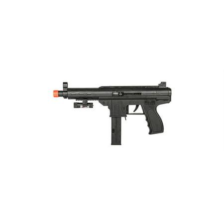 UKARMS Spring Mini Tec9 Tactical Airsoft Gun Rifle 6mm BB w/ BBs