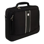 "Urban Factory 17""/18.4"" Mission Case Laptop Bag, Black"