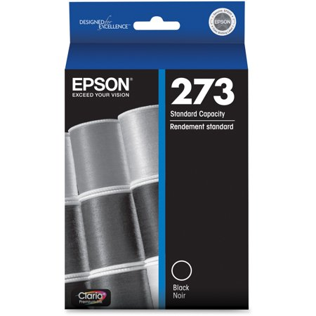 Epson 273 Single Ink Cartridge - Black (T273020-CP)