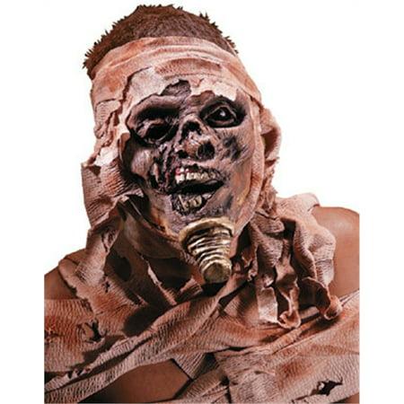 Reel FX Monster Mummy Latex Facial Appliance Mask
