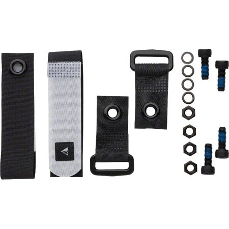 Profile Design Rear Mount Carbon Storage Strap Kit for Water Bottle