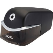 X-Acto, EPI1750, Quiet Pencil Sharpener, 1 Each, Chrome
