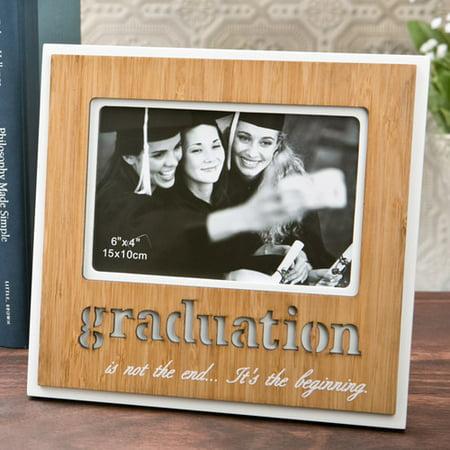 Wood Graduation Picture Frame](Graduation Frame)