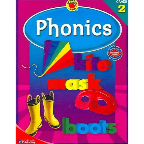 Brighter Child Phonics, Grade 2