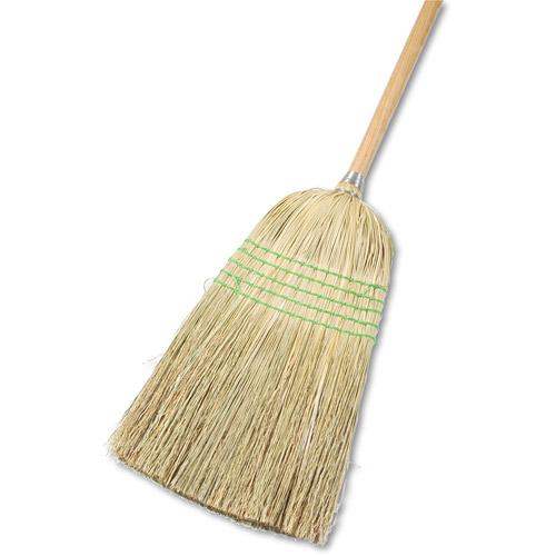 Unisan Corn Fiber Bristle Parlor Broom