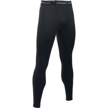 attractive style info for aesthetic appearance Under Armour 1281108 Men's Black Base 2.0 ArmourBlack Leggings - Size  3X-Large
