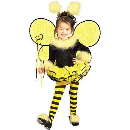 Bumblebee Child Halloween - Bumblebee Gloves