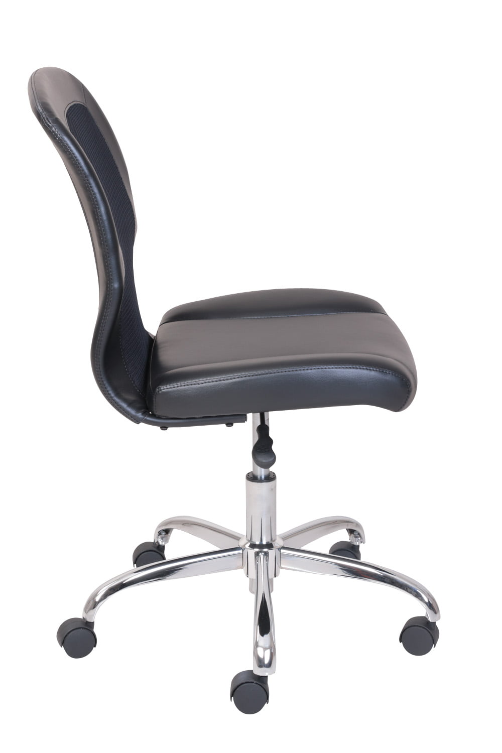 Walmart mainstays mesh back office chair leather