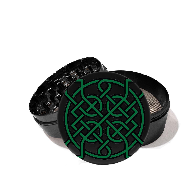 Celtic Ireland Knot Seal - UV Printed Grinder