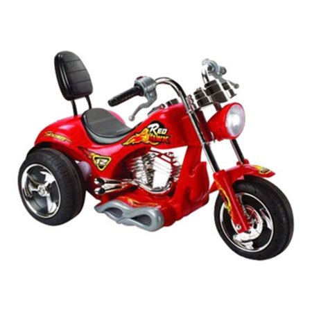 Mini Motos 12V Red Hawk Kids Battery Powered Ride On Motorcycle (Best Motorcycle Riding Jackets In India)