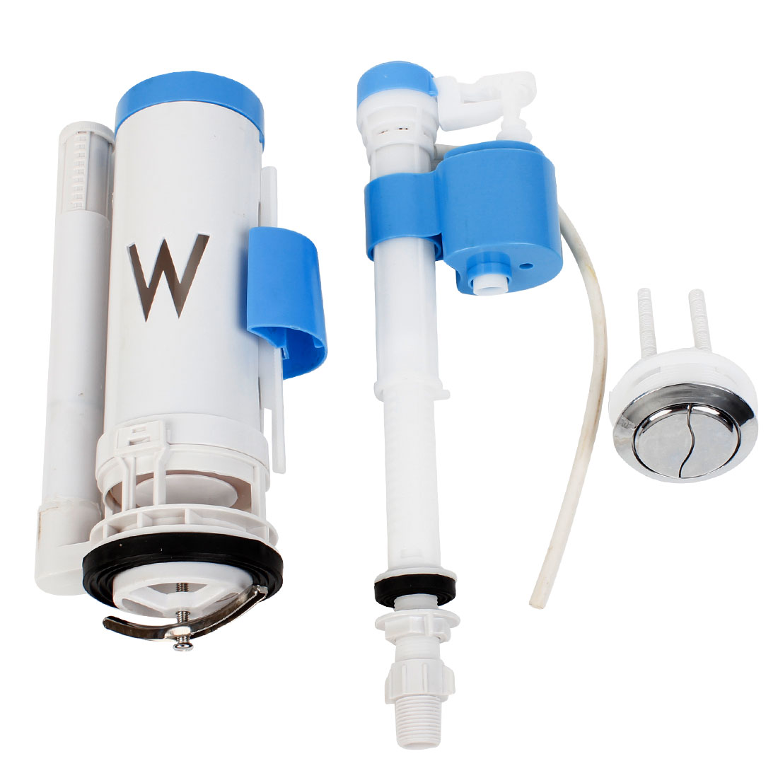 UXcell Unique Bargains Water Tank Dual Flush Fill Toilet ...