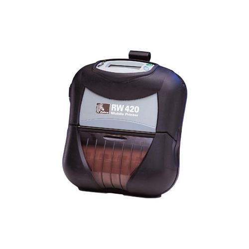 Zebra technologies Zebra RW 420 Network Thermal Label Printer - R4D-0UBA000N-...