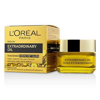 L'OREAL Extraordinary Oil Nourishing Oil-Cream  50ml/1.7oz (50ml/1.7oz Oil)