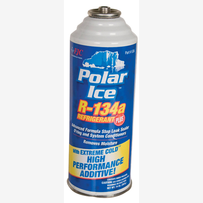 FJC 536 R134a with Synthetic Refrigerant Oil 14 oz