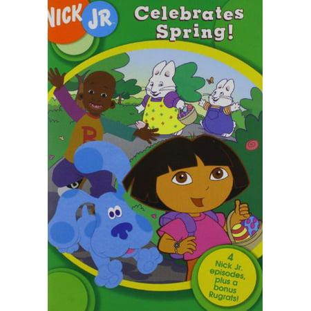 Nick Jr. Favorites: Celebrates Spring!/All Star Sports Day ( (DVD)) - Nick Jr Shop
