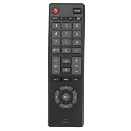 New NH315UP Remote Control fit for Sanyo TV FW40D36F FW55D25F FW43D25F FW50D36F