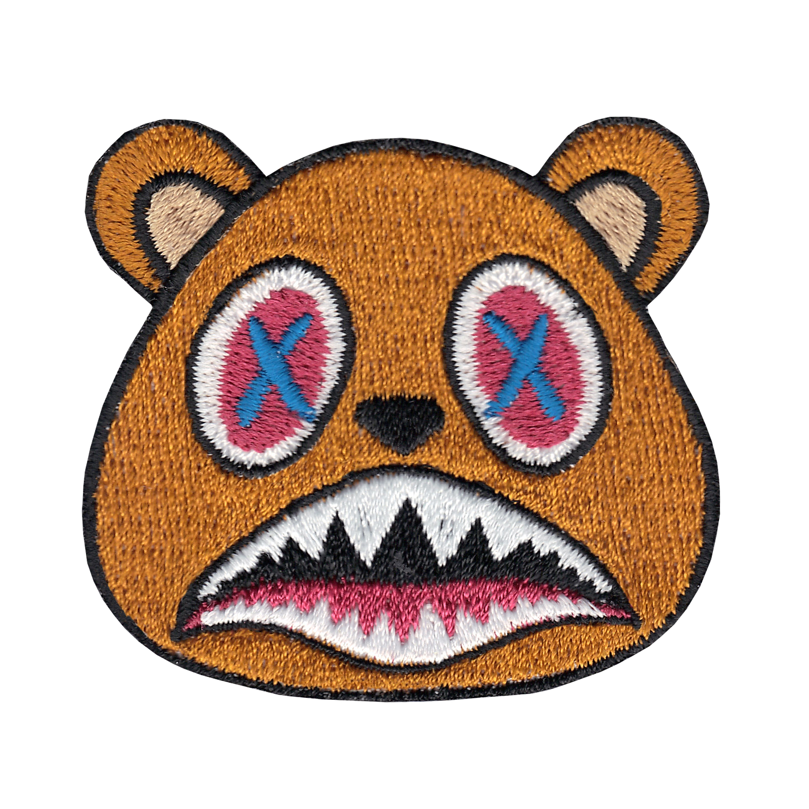 YZY Drop Out Bear X Iron On Applique Patch