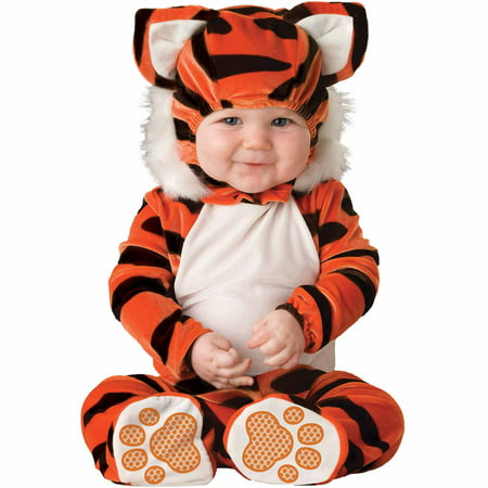 Tiger Tot Infant Halloween Costume (Cat Tiger Costume)