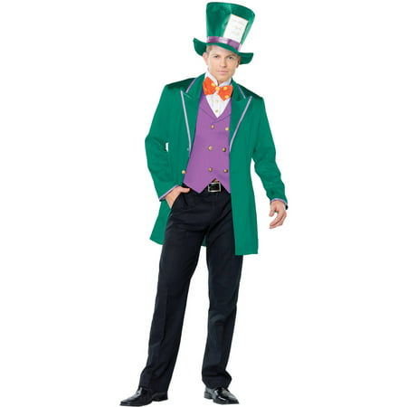 Mad Tea Party Host Men's Adult Halloween Costume - Party City Costumes For Halloween