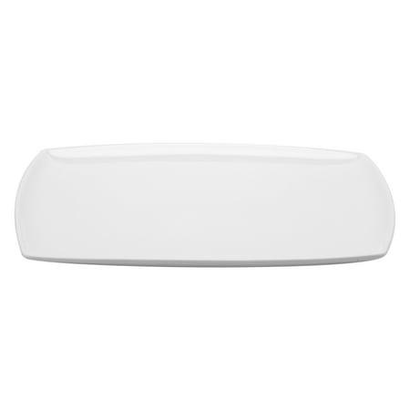 Red Vanilla Vanilla Fare Rectangular Platter