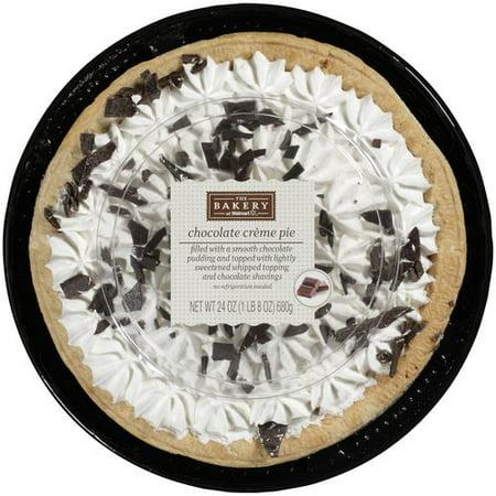 The Bakery At Walmart Chocolate Creme Pie 24 Oz