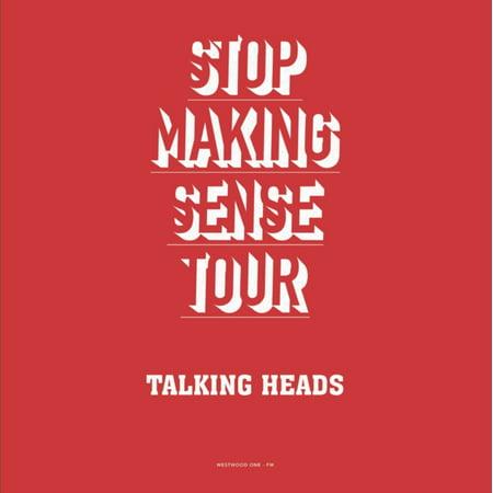 STOP MAKING SENSE TOUR [VINYL] TALKING HEADS