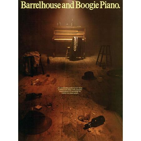 Barrelhouse and Boogie Piano - eBook](Halloween Boogie Piano)