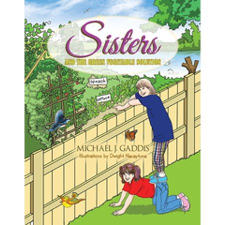 Sisters and the Green Vegetable Solution - eBook