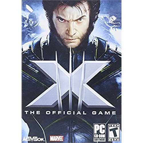 X-Men III - The Official Game Video Game for PC