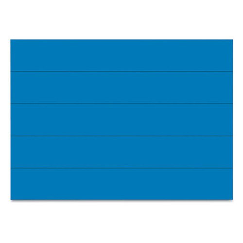MasterVision 6 x 0.87 in. Magnetic Dry Erase Tape Strips - Pack of 25
