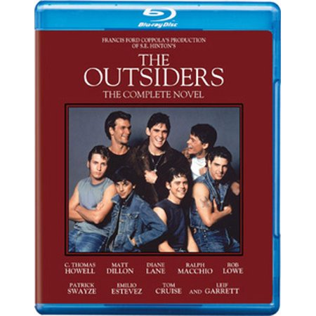 The Outsiders (Blu-ray) The Socs oppose the Greasers in 1960s Oklahoma. Directed by Francis Coppola. From the S.E. Hinton novel.