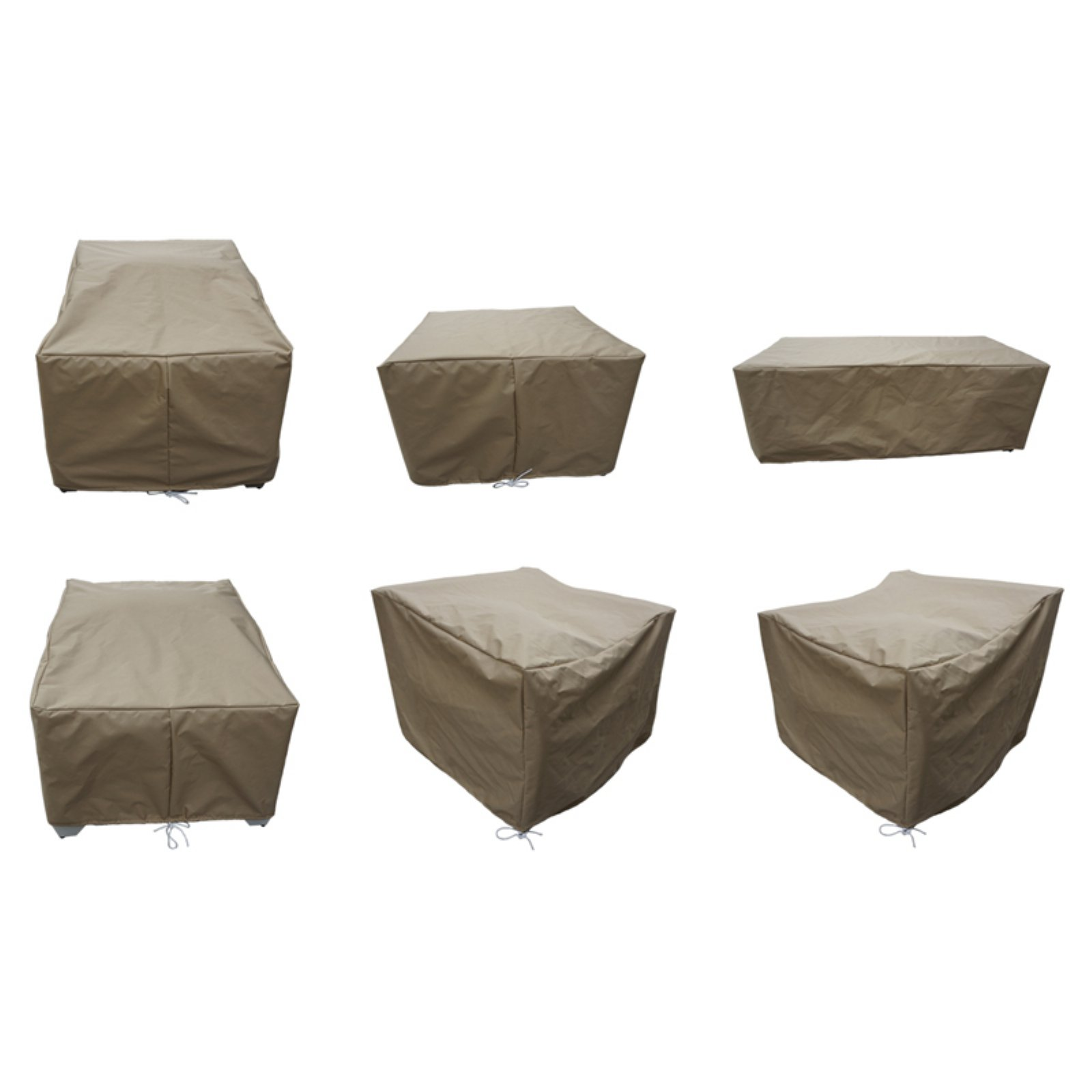 TK Classics Fairmont 08c Outdoor Furniture Cover Set