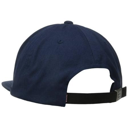 Best Herschel Supply Co. NEW Navy Blue Mens Size Adjustable Albert Cap deal