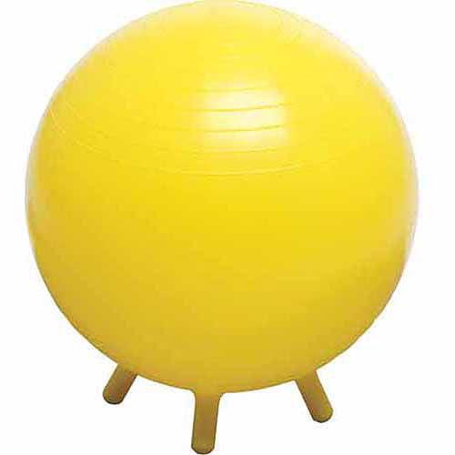 Champion Stability Ball with Feet - Walmart.com