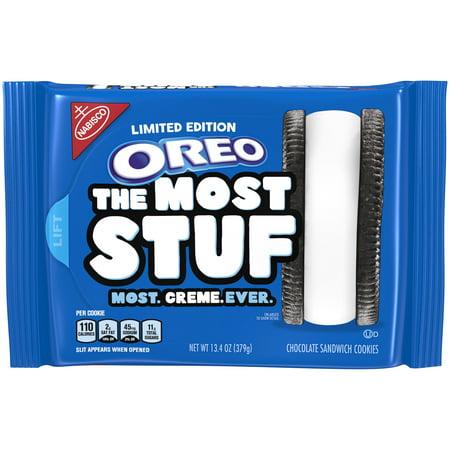 Oreo Most Stuf Cookies - 13.3oz