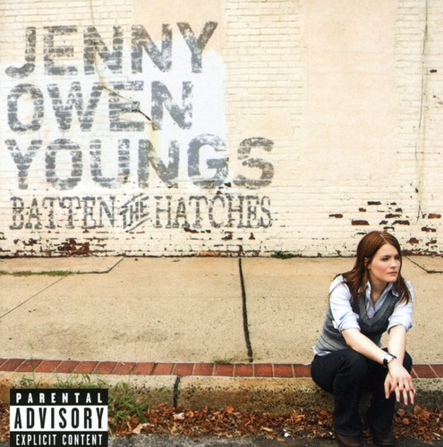 Jenny Owen Youngs - Batten the Hatches [CD]