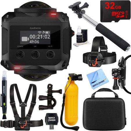 Garmin Virb 360 >> Garmin Virb 360 Waterproof Action Camera With 5 7k 30fps Resolution