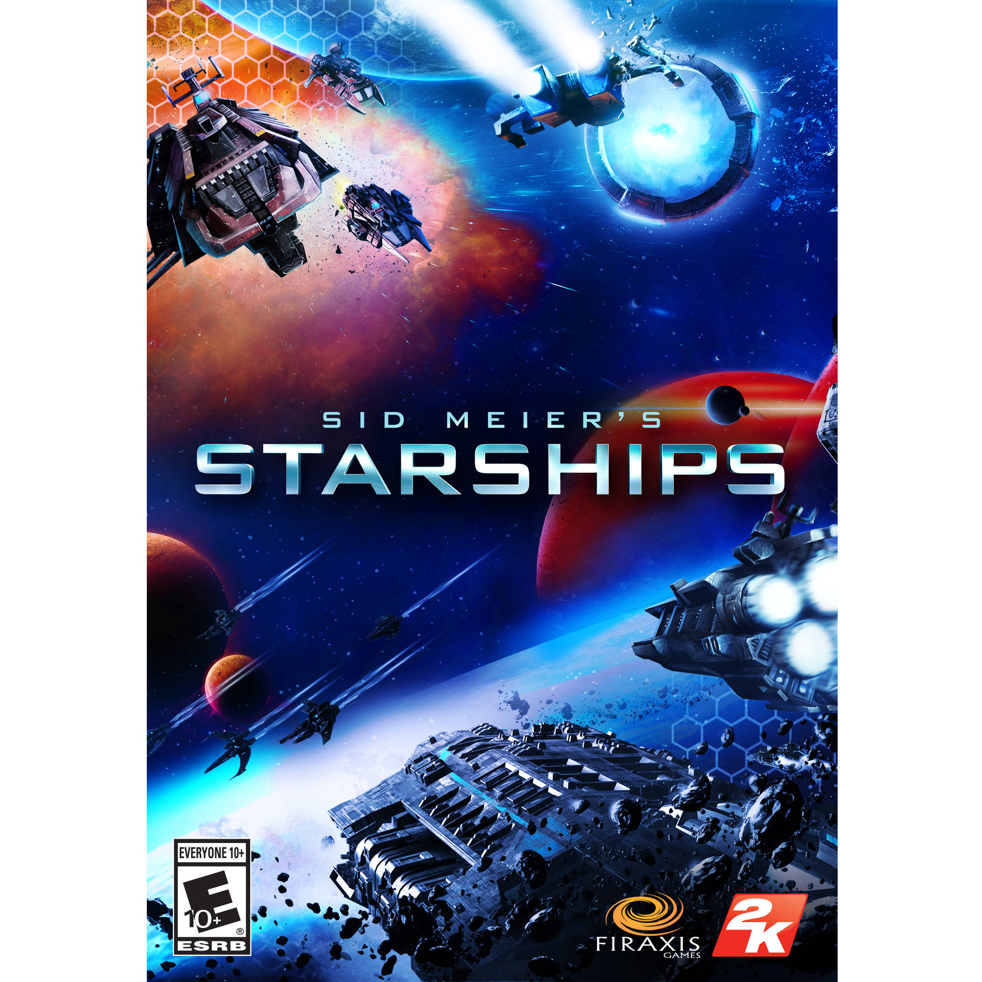 Sid Meier's Starships (PC) (Digital Download)