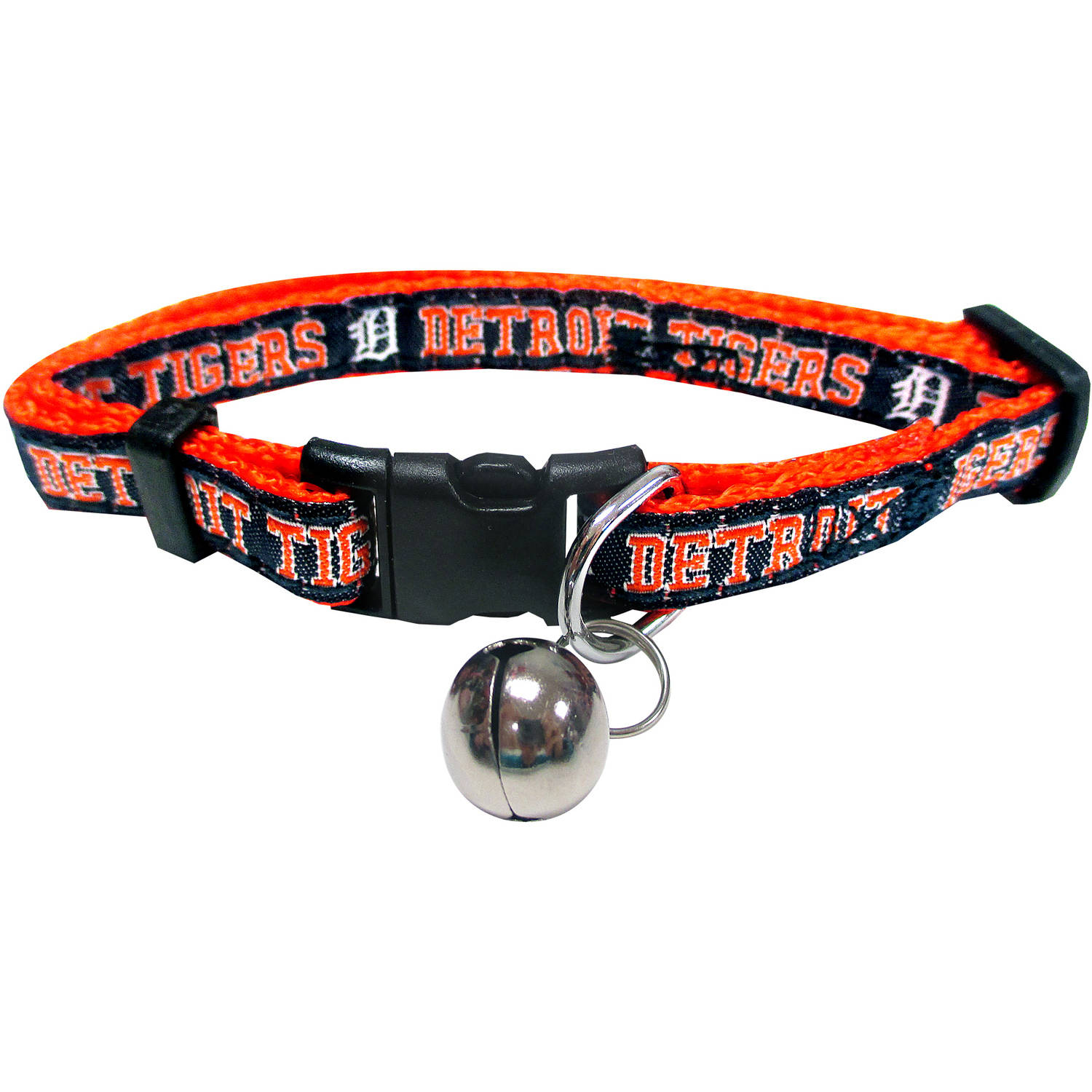 Pets First MLB Detroit Tigers Cat Collar by Pets First